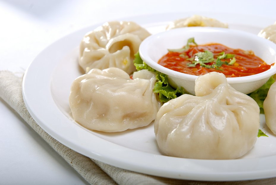 Don't fall for the vegetarian tag for these momos are hit with ...