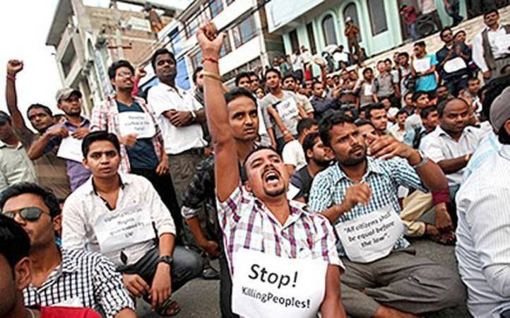 India drags Nepal to UNHRC