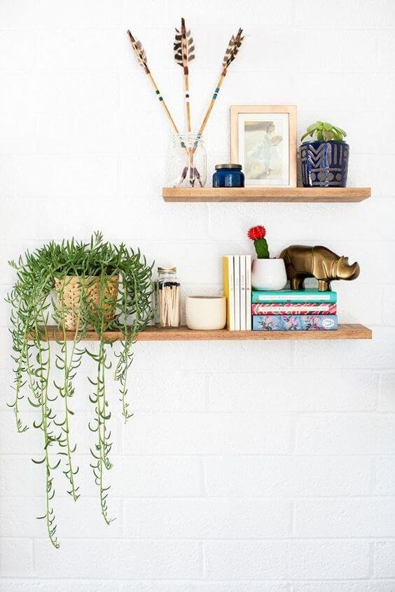 50 Ways To Decorate With Plants Even If You Have A Small