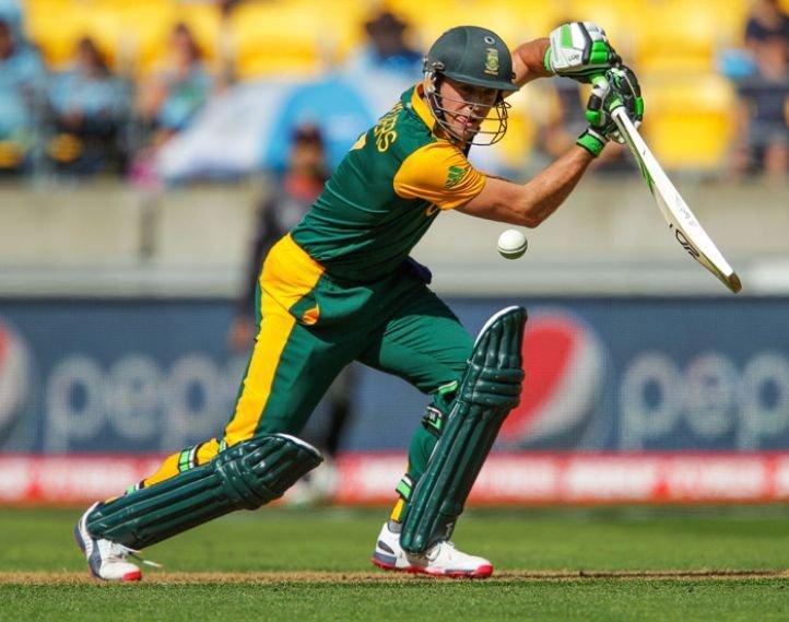 AB de Villiers Breaks Another Batting Record