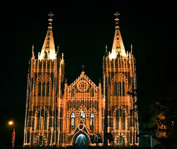Places To Visit In Bangalore On Christmas: 12 Places In India Where You Can Make Your Christmas