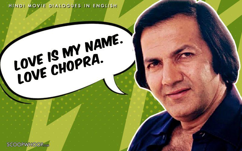 These 15 Iconic Bollywood Dialogues Sound Super Funny When