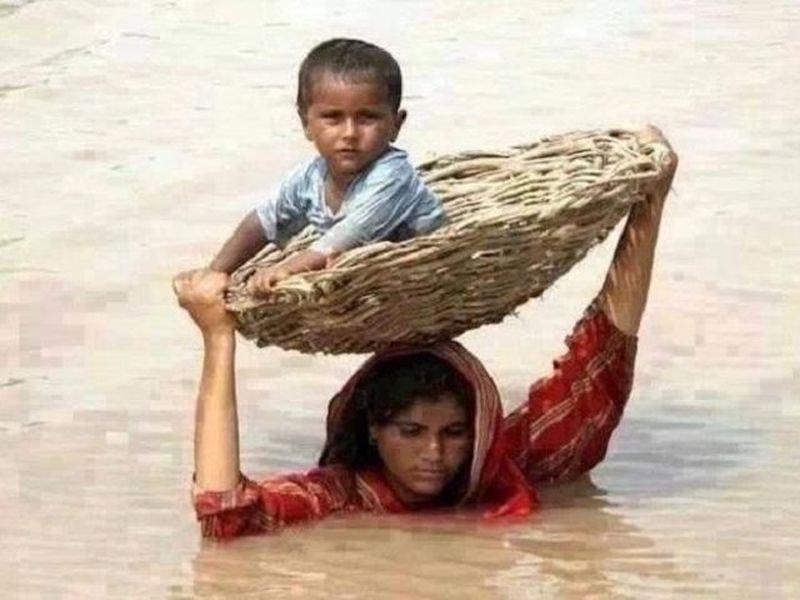 ảnh mẹ và con,tình mẫu tử,xúc động