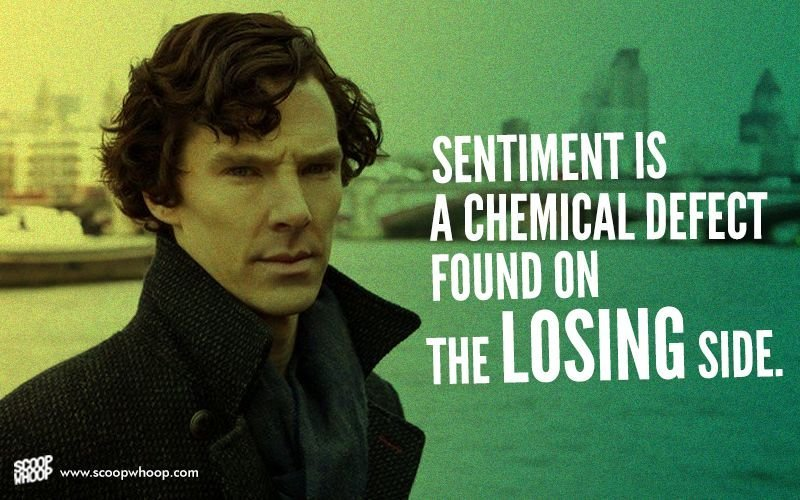Sherlock Quotes Wallpaper