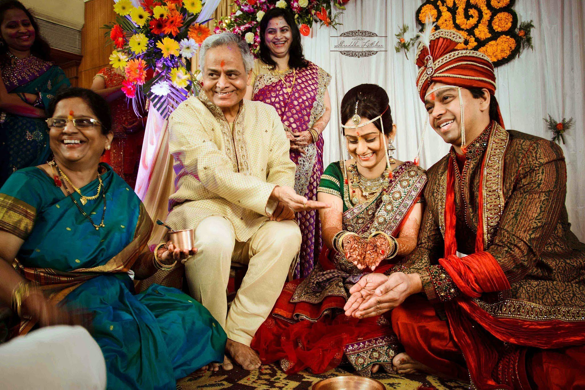 15 Wedding Photos That Show How Differently We Tie The Knot In India