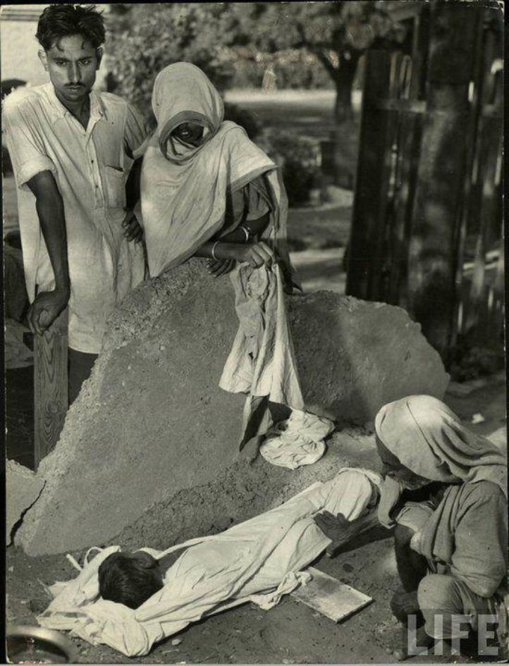 aftermath of partition of india