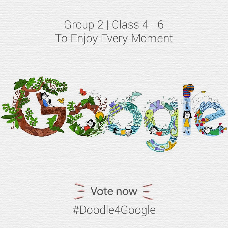 11-Year-Old Pune Girl's Doodle To Feature On Google's Homepage On Children's Day
