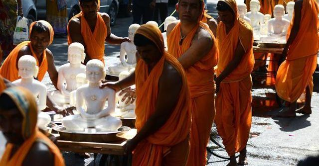 A Jain Sect Is Upset As Modi's Swachh Bharat Mission Is