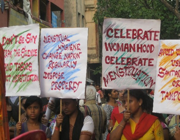 This Study That 88% Of Indian Women Do Not Use Sanitary Pads Is