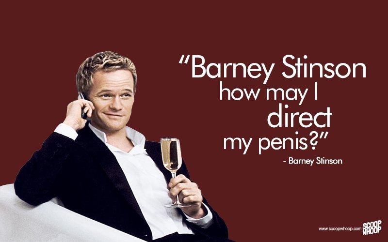 barney stinson sprüche englisch 25 Unforgettable Barney Stinson Quotes That Made HIMYM The Show  barney stinson sprüche englisch