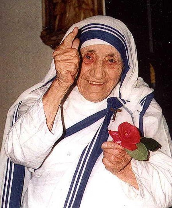 things you probably didn t know about mother teresa 13 she was voted as one of the 10 most admirable women 18 times in her life