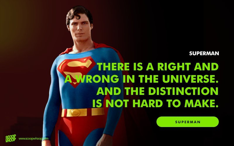 24 Amazing Quotes From Superhero Movies That Will Live Forever