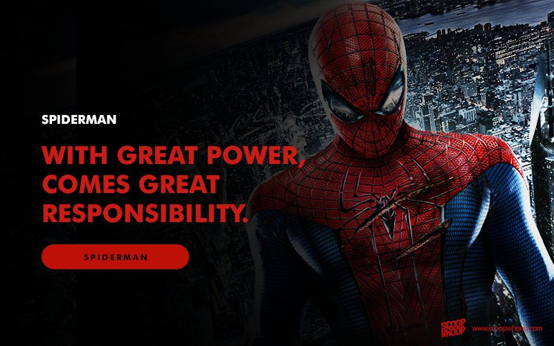 superhero movie quotes - photo #10