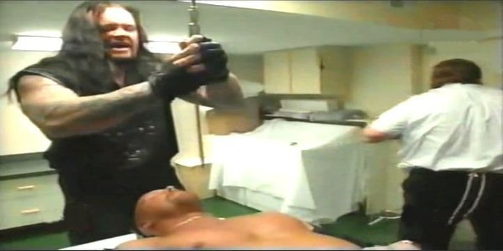 Undertaker And Kane In Real Life 25 Most WTF Moments Fr...