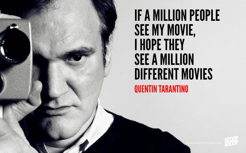 Image of: Art 15 Inspiring Quotes By Famous Directors About The Art Of Filmmaking