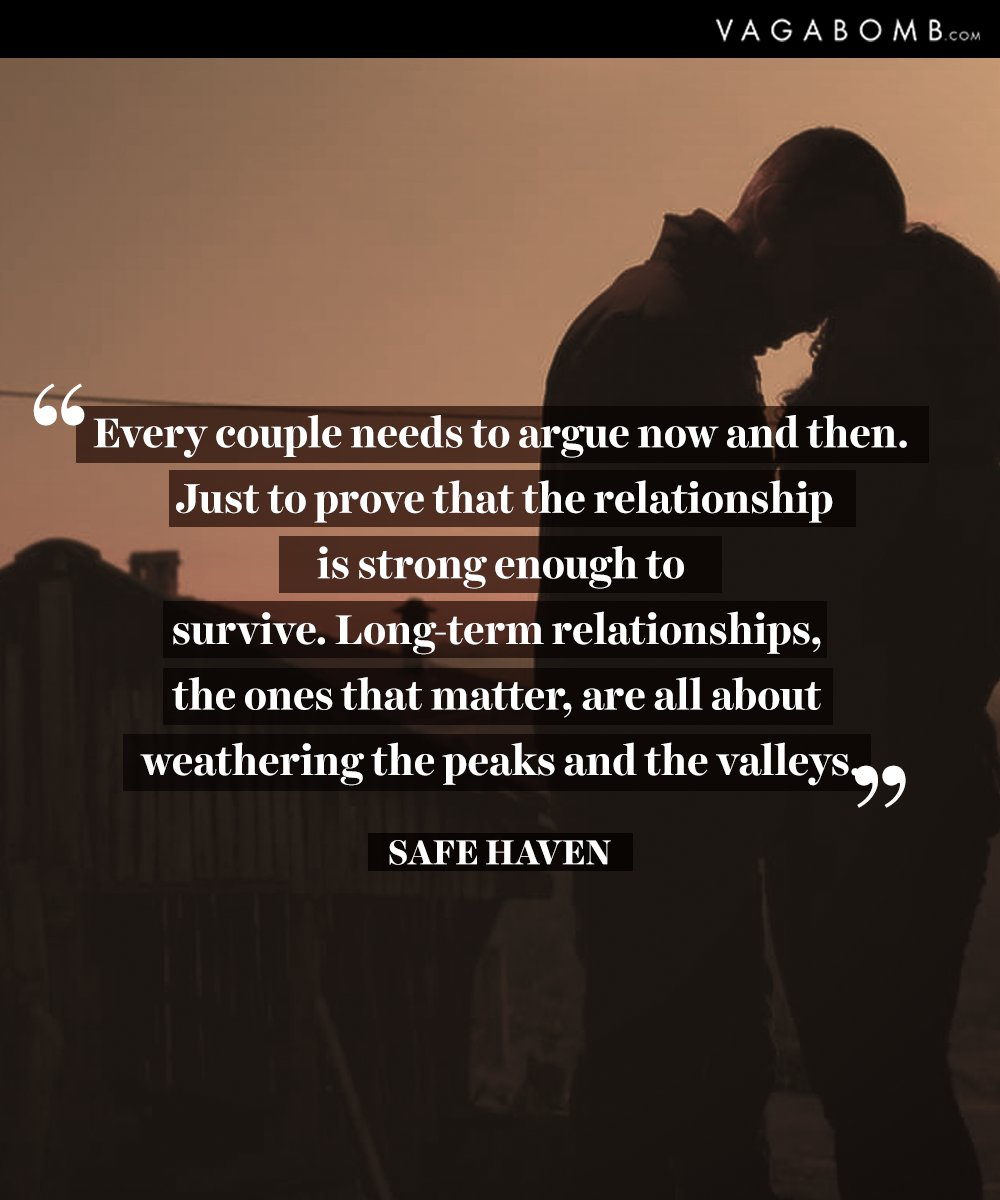 Quotes About Friendship Turning To Love 10 Nicholas Sparks Quotes For The Hopeless Romantic In You