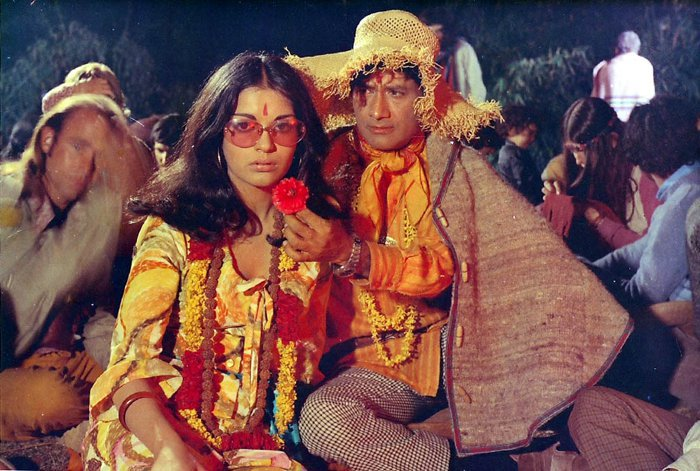 21 stylish looks that prove 1970s bollywood fashion was