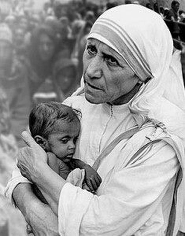 13 Things You Probably Didn't Know About Mother Teresa Young Mother Teresa Images