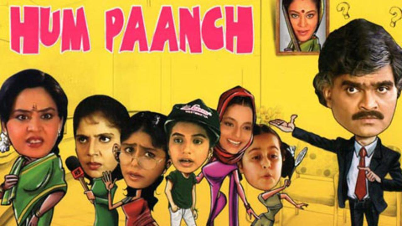 Image result for hum paanch