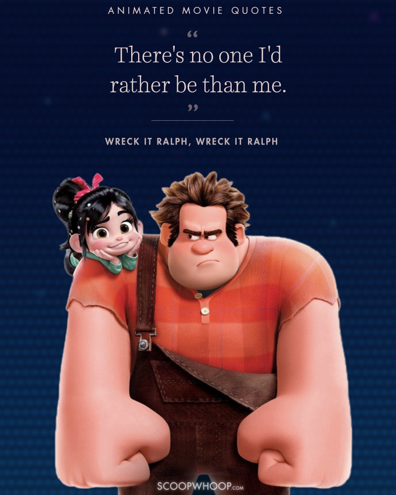 Movie Quotes: 15 Animated Movies Quotes That Are Important Life Lessons
