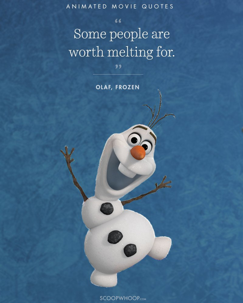 Cartoon Quotes: 15 Animated Movies Quotes That Are Important Life Lessons
