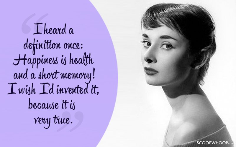 Audrey Hepburn Quotes   25 Liberating Quotes By Audrey Hepburn On Beauty Self Worth