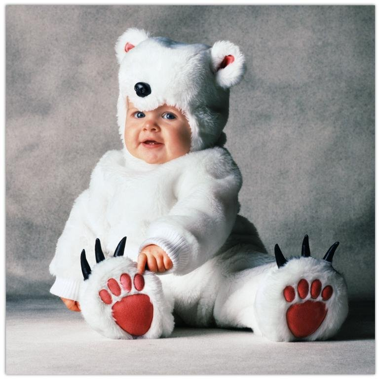 30 Pictures Of The Most Adorable Babies Dressed As Animals