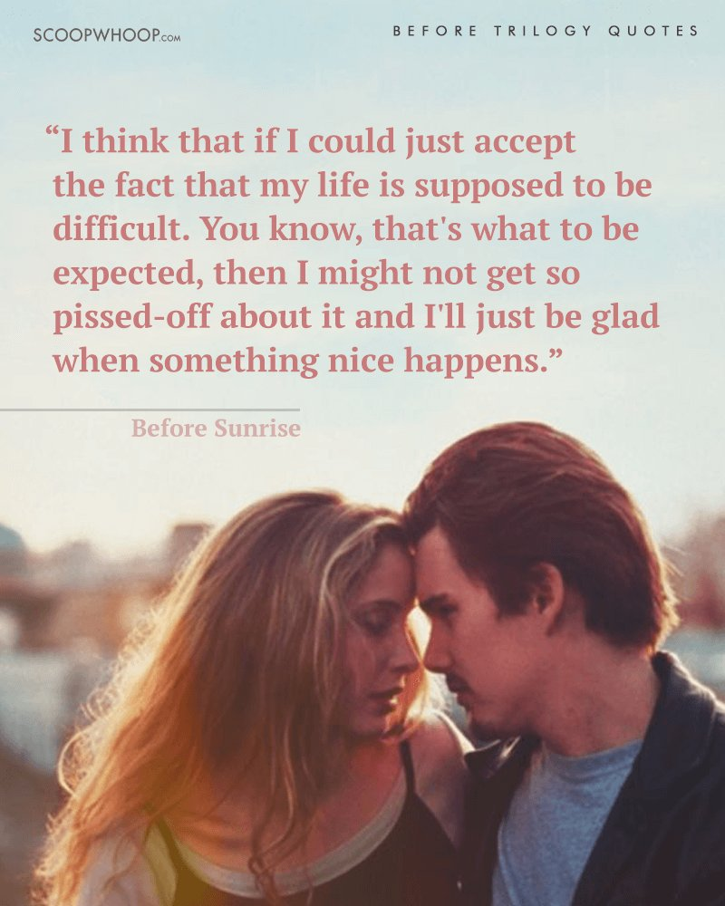 Before Sunrise Quotes | www.pixshark.com - Images ...