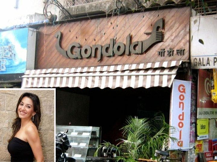 Image result for Gondola Restaurant by Perizaad Zorabian