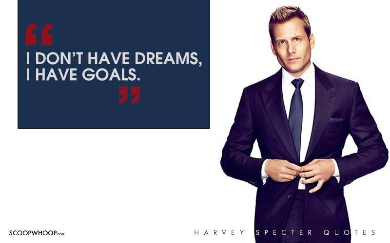 30 Witty One Liners By Harvey Specter That Are The Secret To