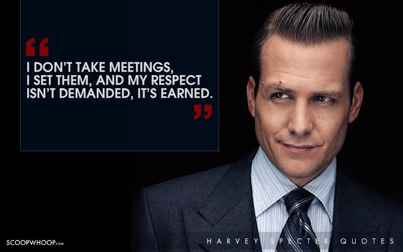 30 witty one liners by harvey specter that are the secret to his success 30 witty one liners by harvey specter