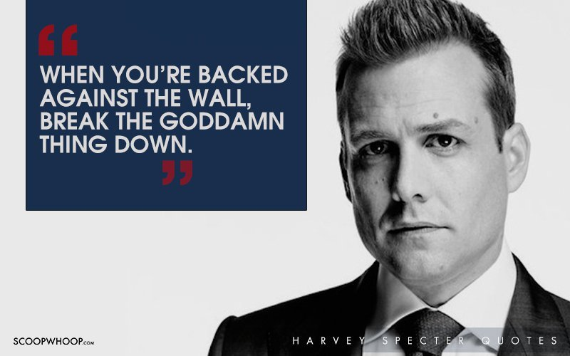 12+ Suits Quotes Wallpaper