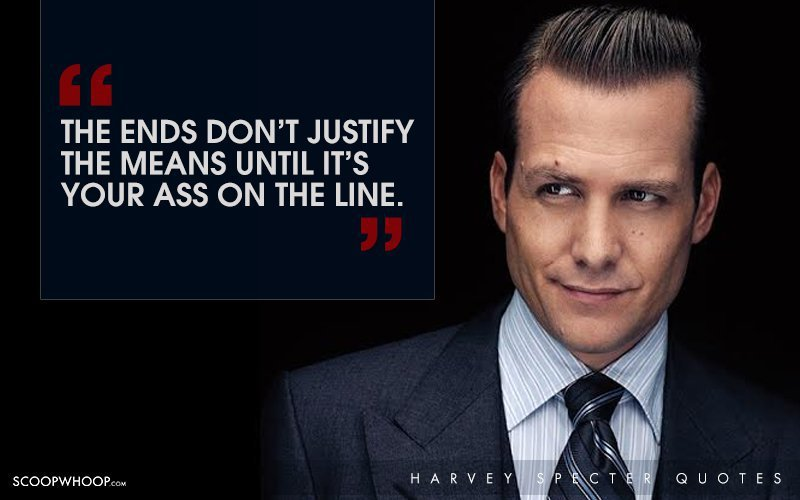 30 witty oneliners by harvey specter that are the secret