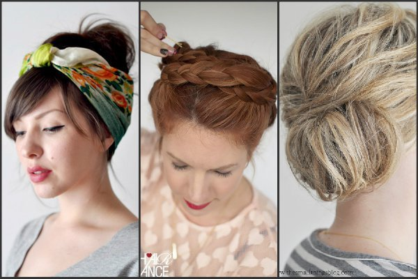10 Super Easy Hairstyles for Dirty Hair Days