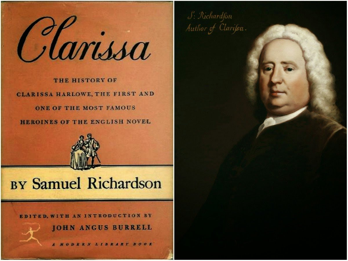 a summary of clarissa by richardson Clarissa' volume 4 summary and study guide are also available on the mobile version of the website books by samuel richardson are so cool.