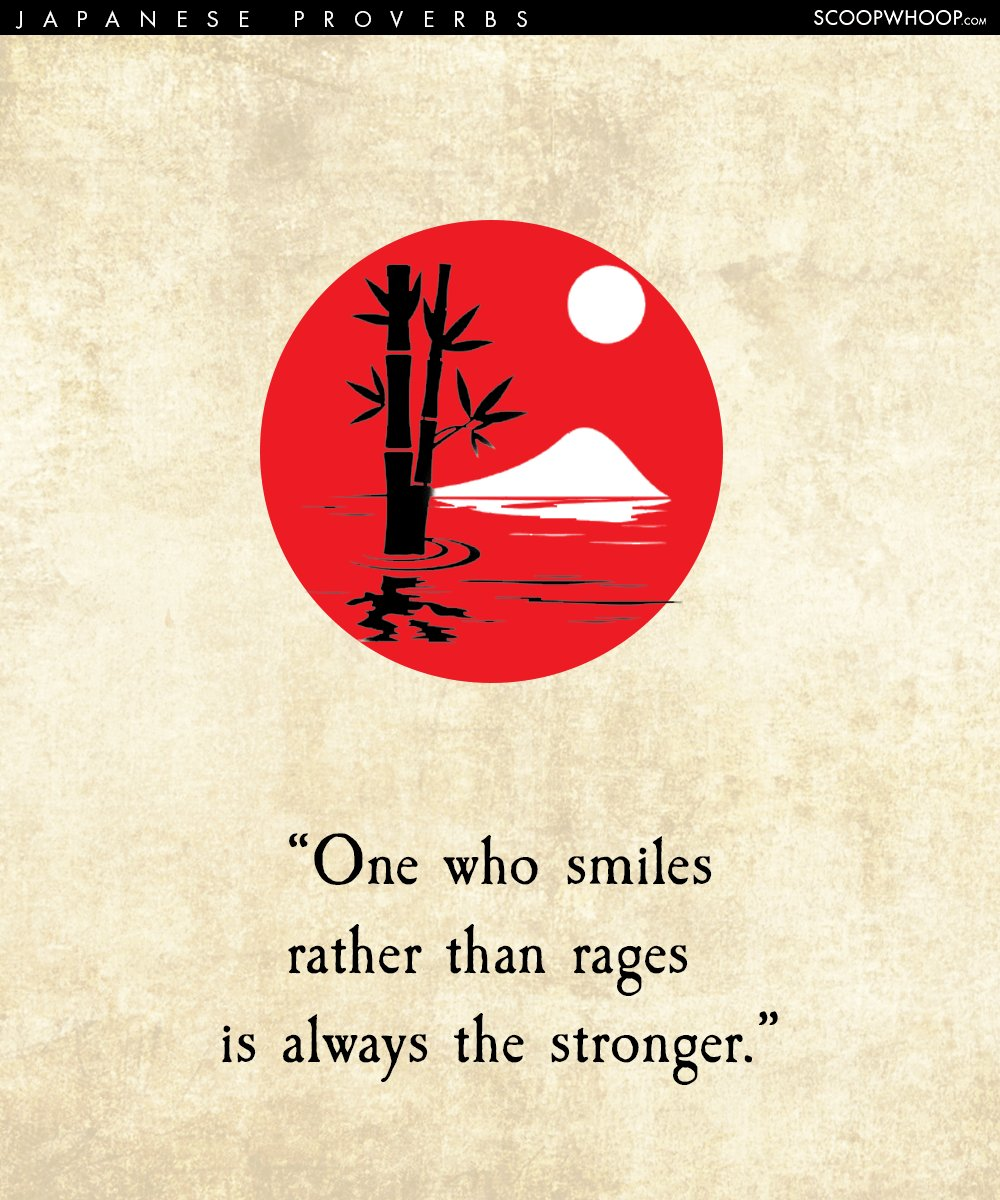 21 Beautiful Japanese Proverbs That Are Invaluable Life Lessons
