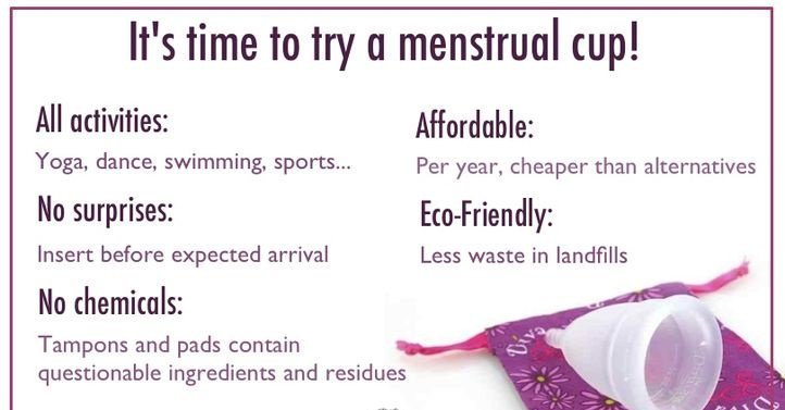 Here S How Menstrual Cups Can Help You Bid Goodbye To Your
