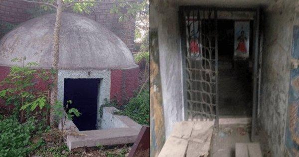 ग्वालियर के एक गर्ल्स कॉलेज के तहखाने में मौजूद हैं तीन सुरंगें और कई ऐतिहासिक तोपें