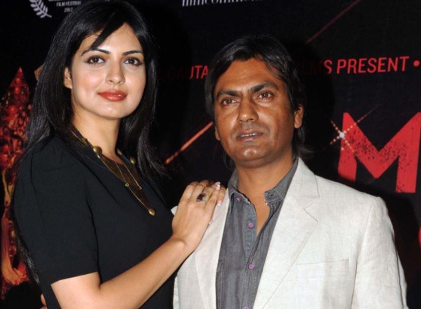 Niharika Singh accused of sexual harassment on Nawazuddin Niharika  MeeTo