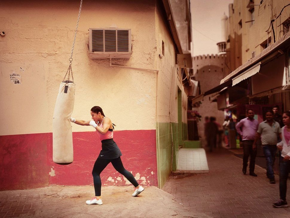 ca5407c1701f Here s Why This Nike Ad Featuring 5 Arab Women Athletes Has Sparked Mixed  Reactions