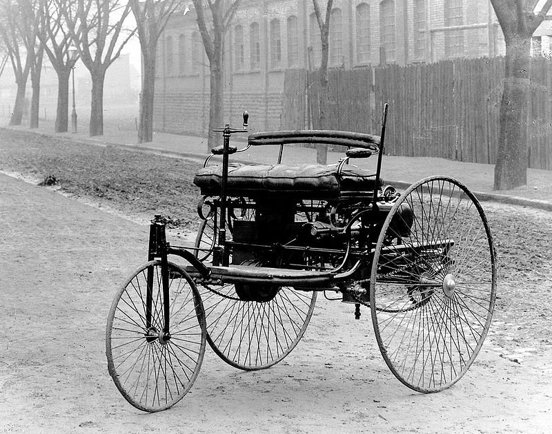 Henry Ford Did Not Invent The World\'s First Car, This Historic ...