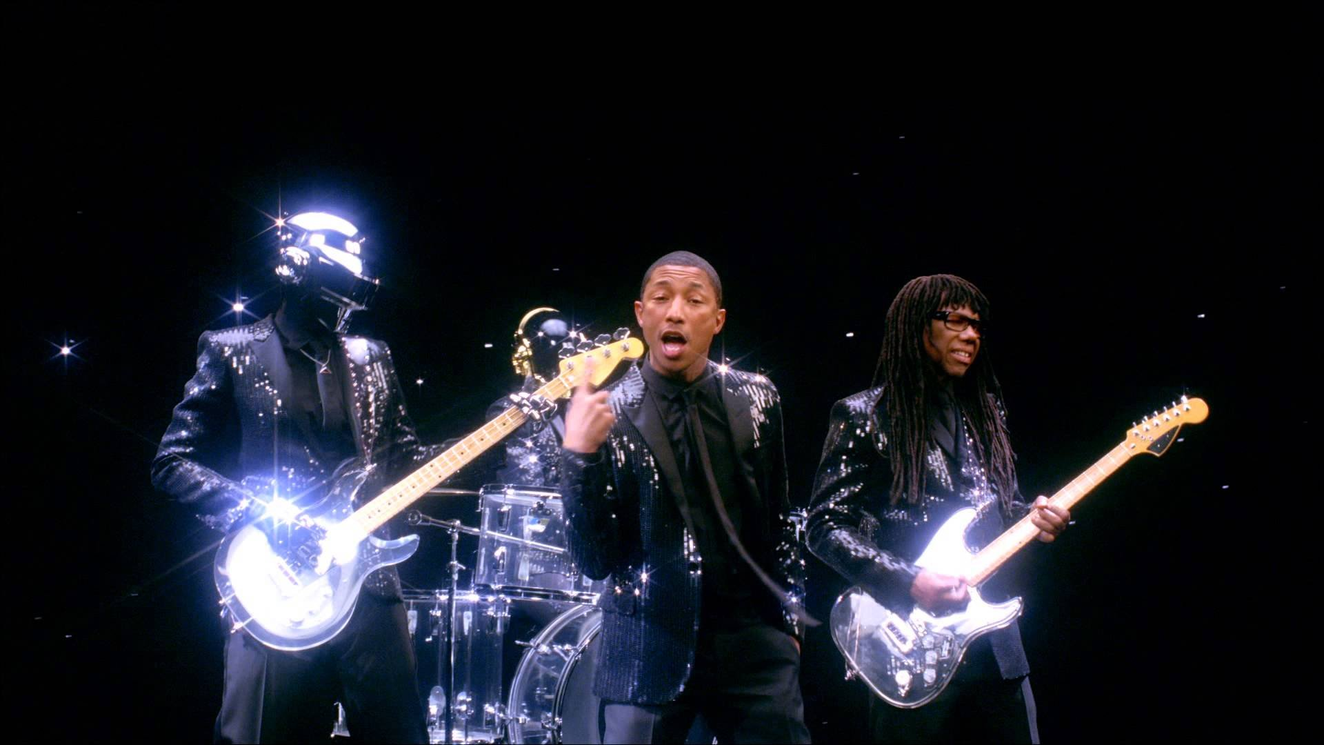 Legendary Party Songs That Ruled Every Dance Floor In The World - Songs like get lucky daft punk popular