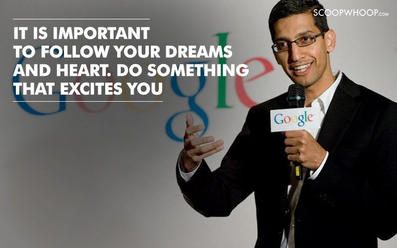 Here Are The Most Important Things Google CEO Sundar ...