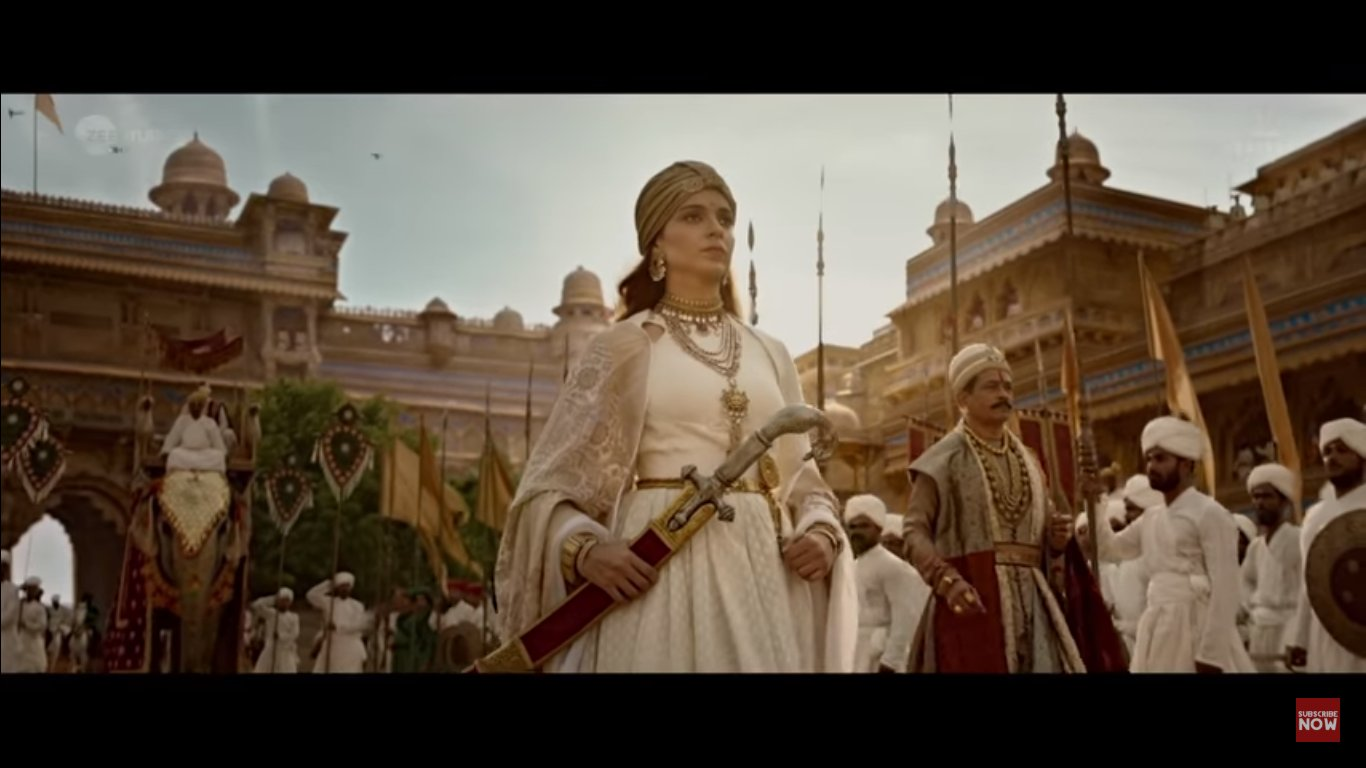 Manikarnika Trailer Gives Us A Good Close To 2018 With A Shero