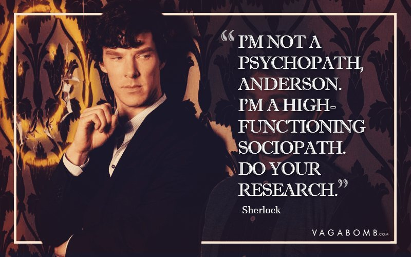 Sherlock Quotes Impressive 48 Witty Quotes From BBC's Sherlock That Will Make You Rewatch The