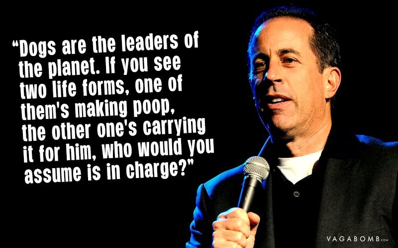 Seinfeld Quotes Glamorous 24 Of The Funniest Quotes From Comedy King Jerry Seinfeld