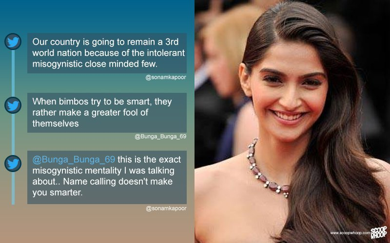 11 Badass Actresses Who Stood Up To Blatant Sexism In Bollywood With