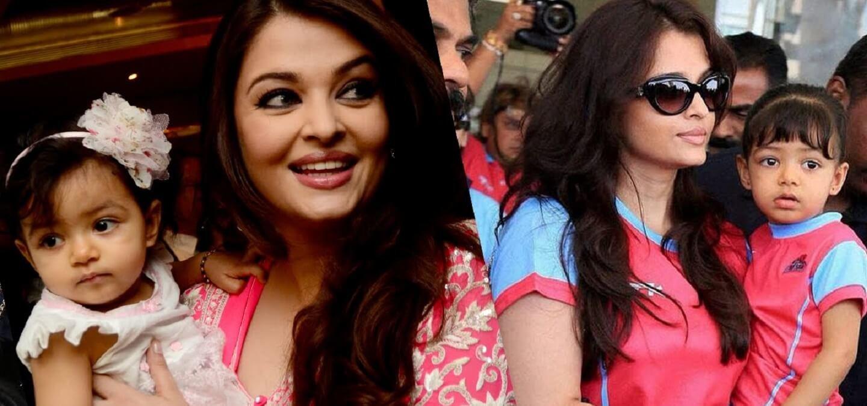 Aaradhya Bachchan & Azad Rao Khan Feeling Awkward Around People Is  Basically All Of Us As Kids