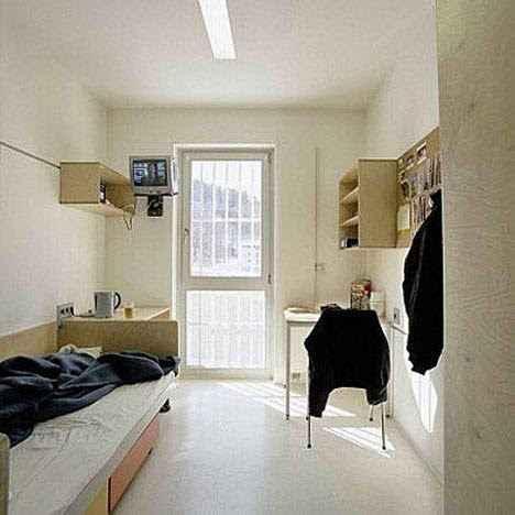 Luxurious Jails