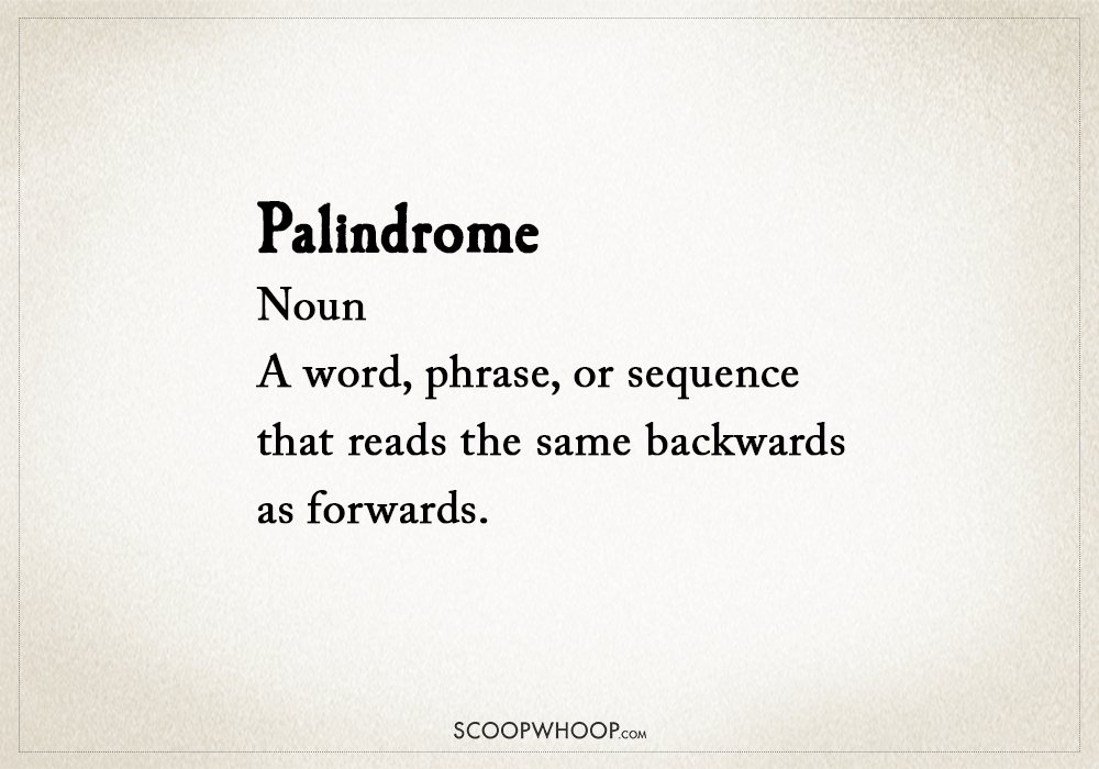 Palindromic Phrases Thatll Make Your Head Spin Right Round